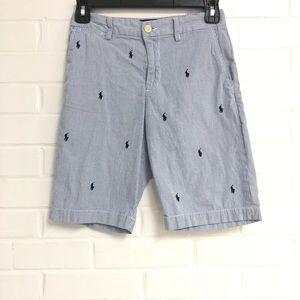 POLO Ralph Lauren 12 Stripe Shorts